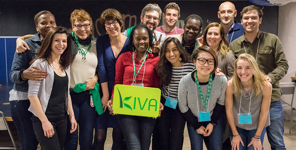 Kiva Fellows class photo