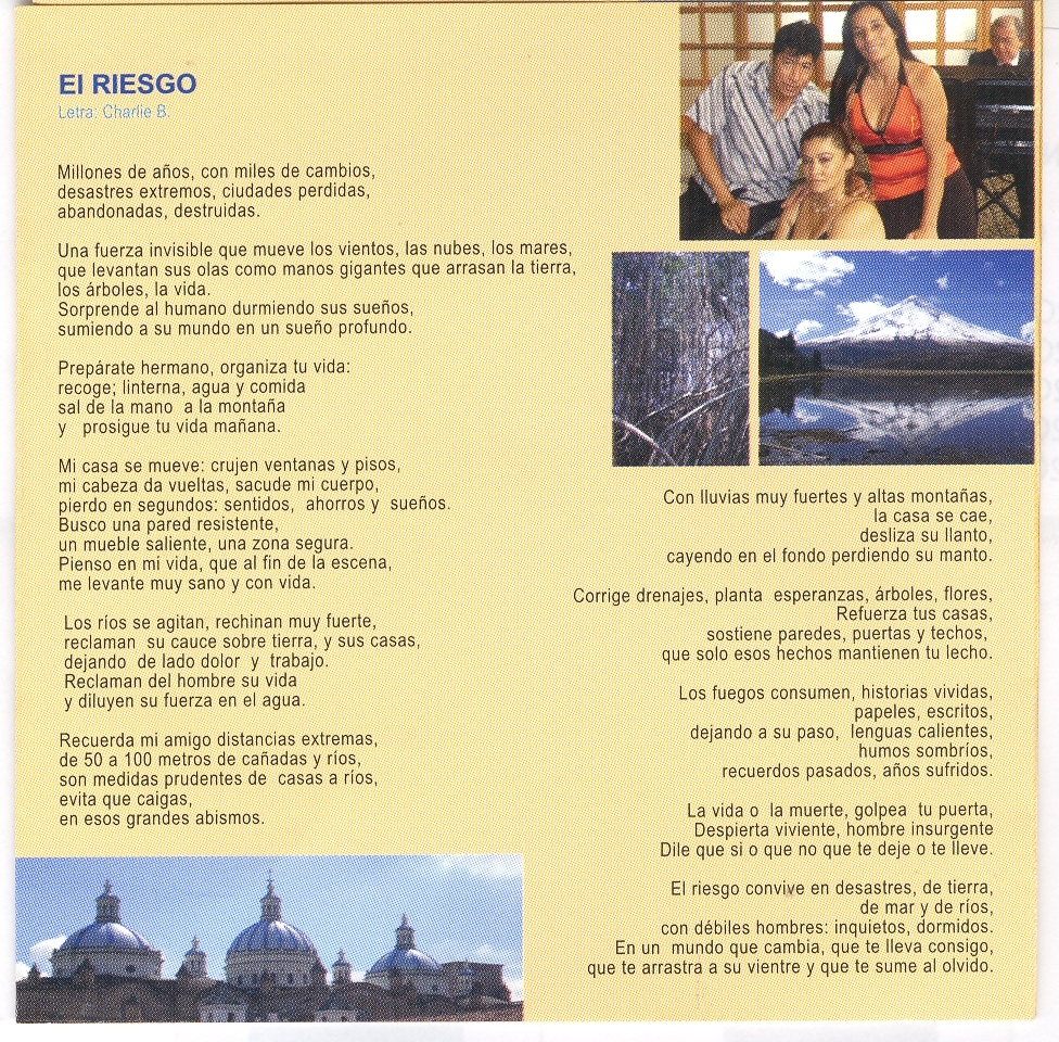 El Riesgo by Charlie B.