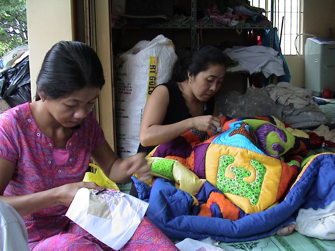 vietnam quilts