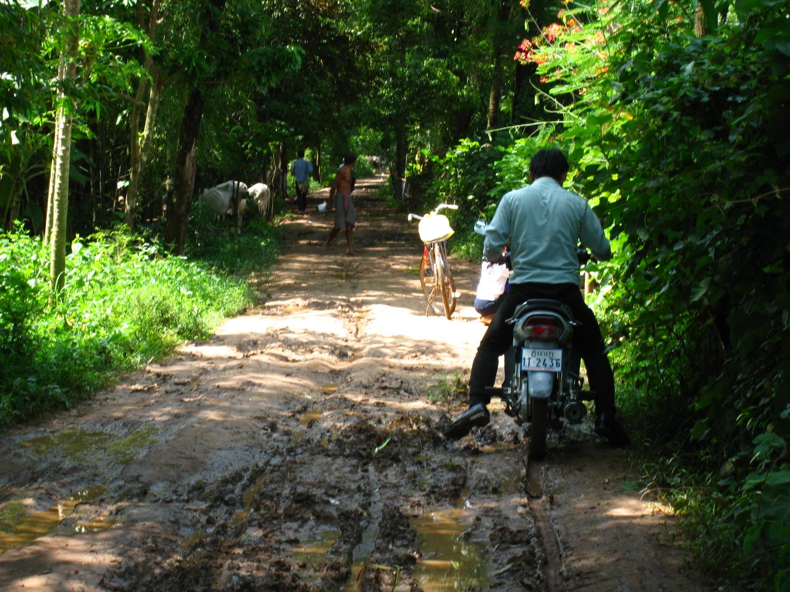 S'Ang roads