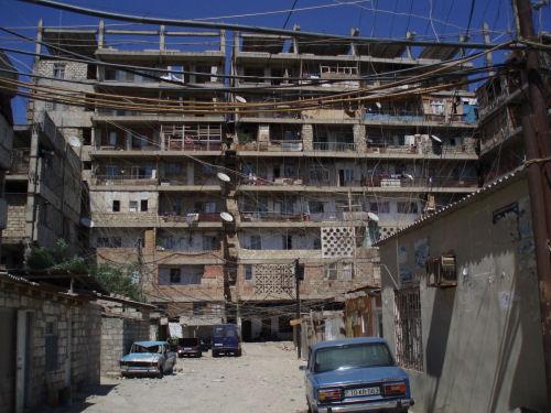 IDP village