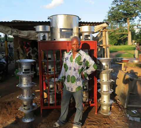 New cookstove vendor