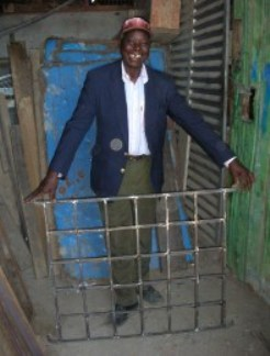 Metal fabricator_group president_Kitengela