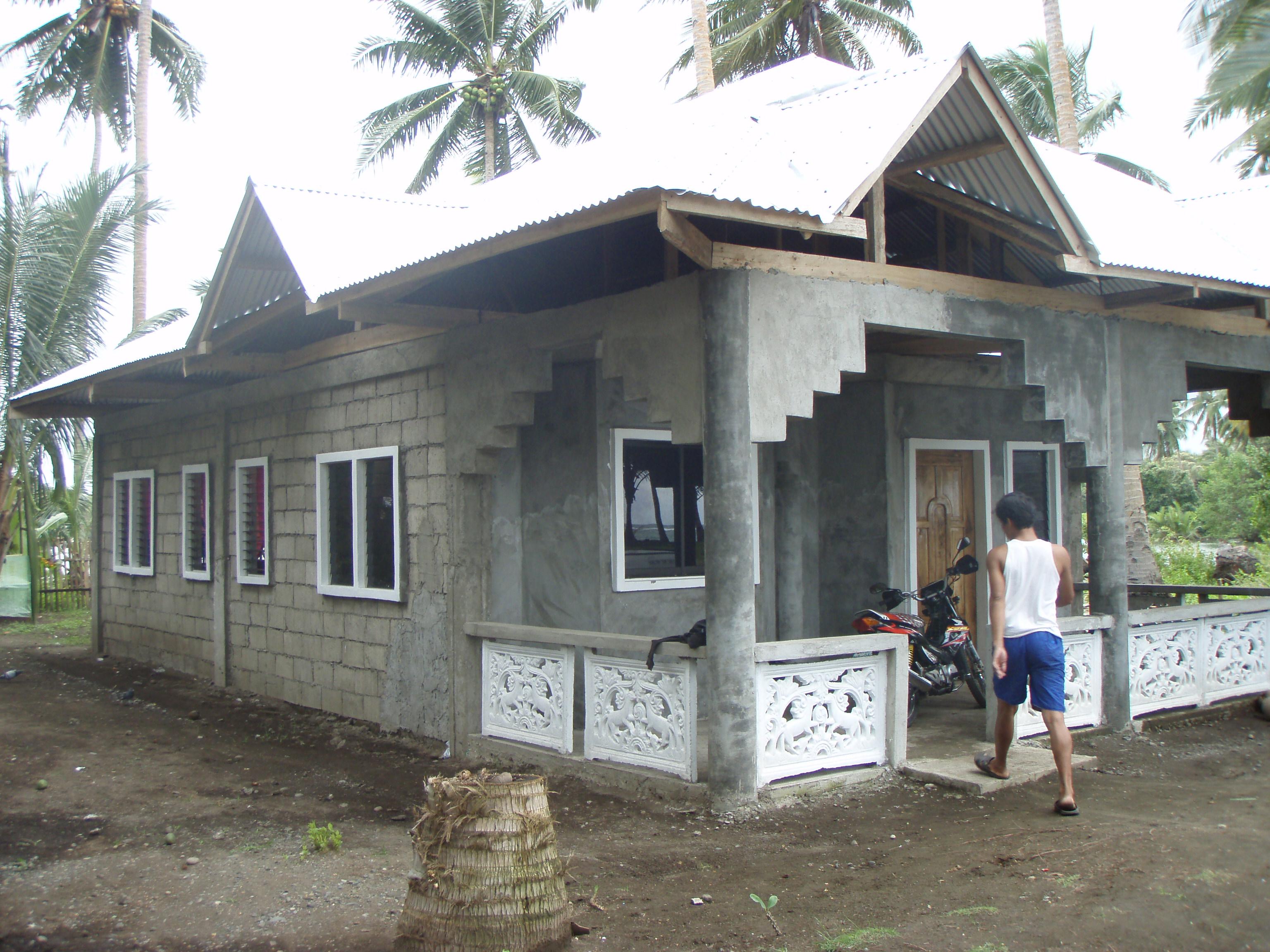 A Hundred Thousand Peso House