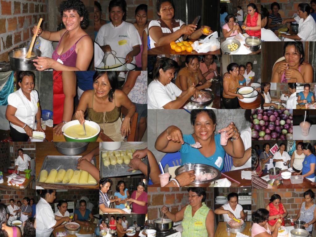 Ice Cream Making Workshop