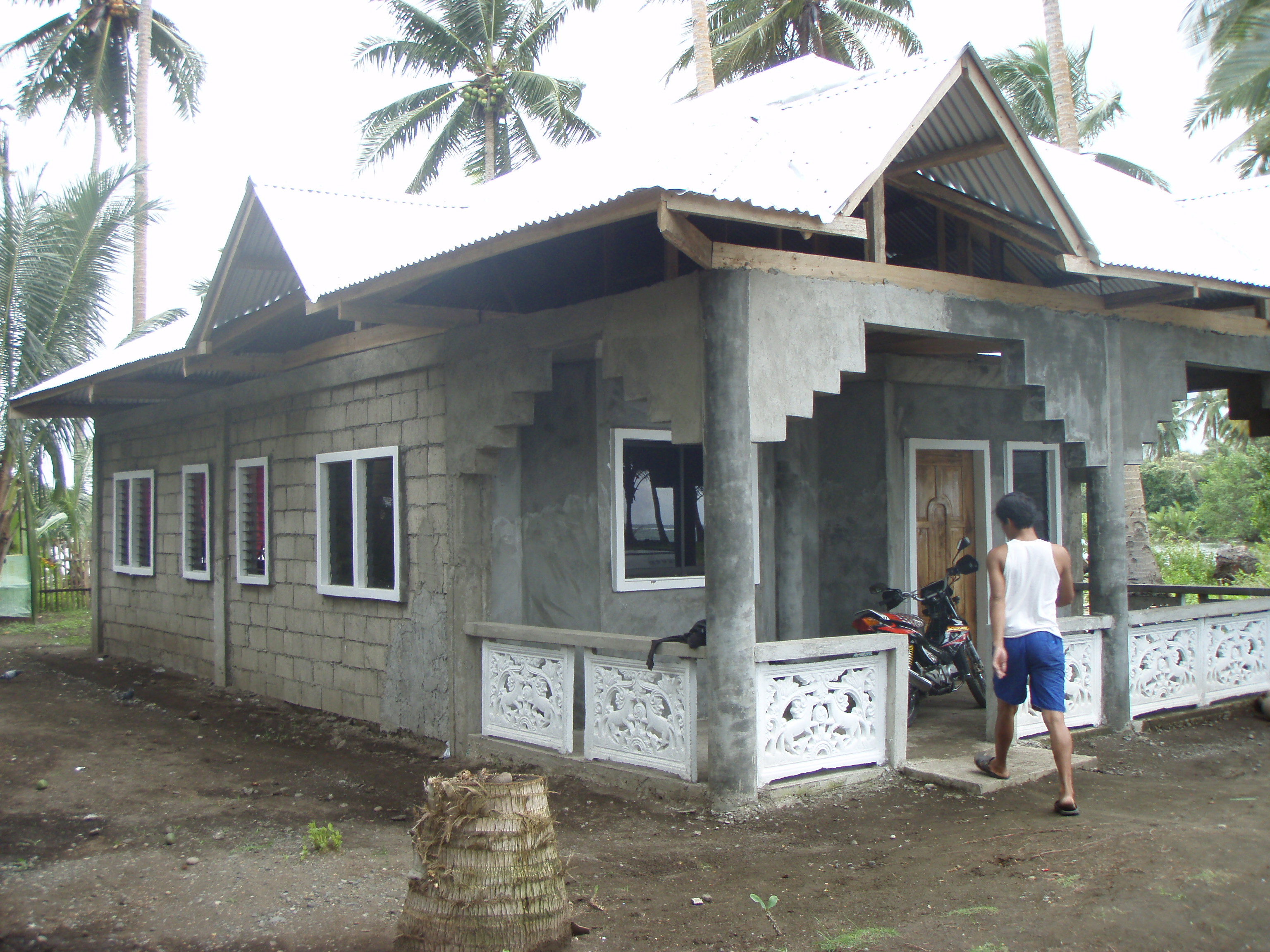 The hundred thousand peso house kiva for Small house design worth 300 000 pesos