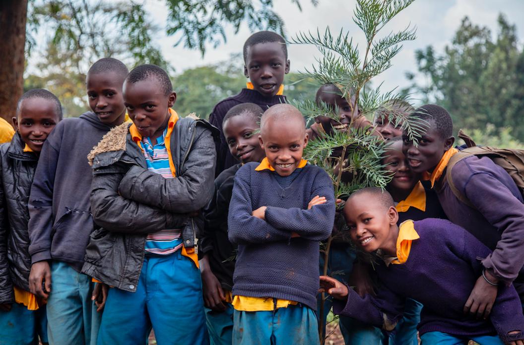 Building a brighter future in Kenya through youth entrepreneurship