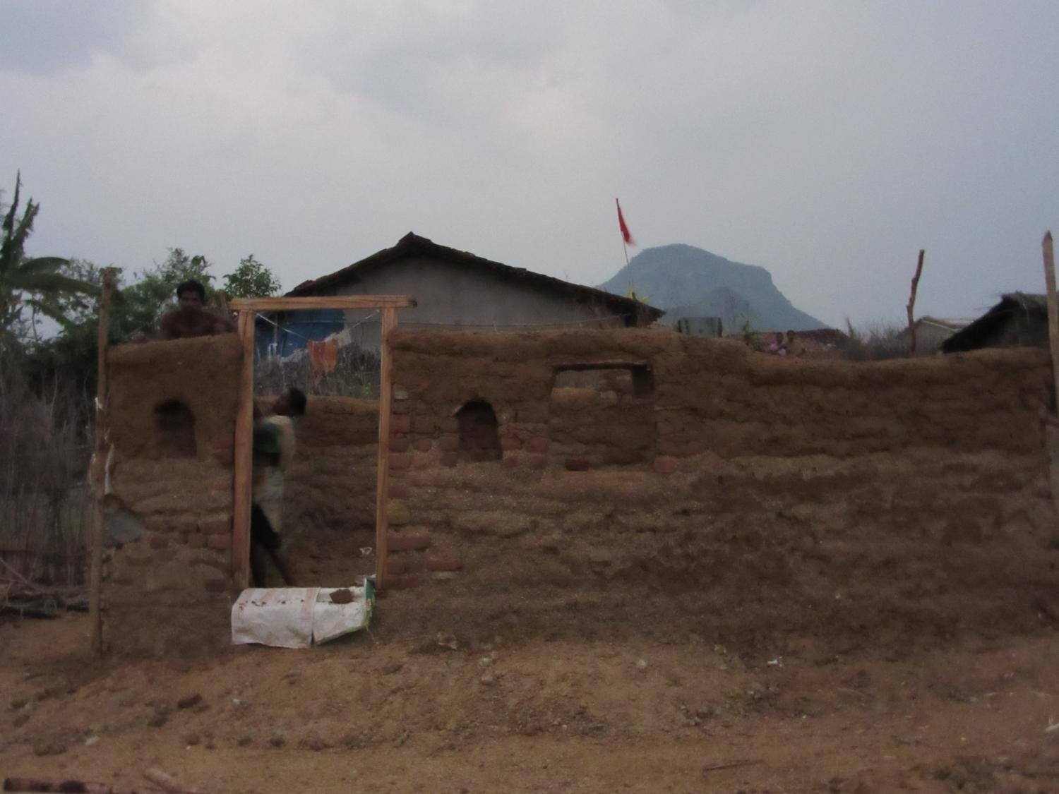Making a house a home in india kiva for Kiva house